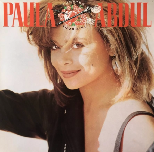 Paula Abdul ‎- Forever Your Girl (LP) (EX/EX)